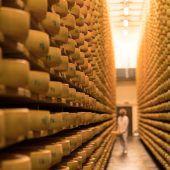 Rupp-Käse für asiatischen Markt. D1