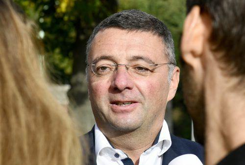 Jörg Leichtfriedsieht die Kinder als große Verlierer der Sozialreform. apa