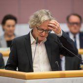Klubchef gesucht: Adi Gross tritt im Herbst nicht mehr für die Grünen an. A5