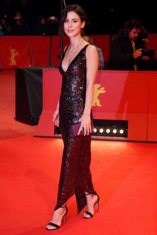 Seit einiger Zeit nimmt Lena Meyer-Landrut Schauspielunterricht. AFP