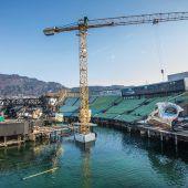 Millionenprojekt für die Zukunft am See