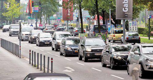 Mit der Mautbefreiung für die Strecke Hörbranz-Hohenems soll Bregenz entlastet werden. Große Enttäuschung herrscht in Hohenems.VN
