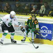 Für den EHC Lustenau ist nach einer Niederlage in Laibach die Saison zu Ende. C1