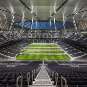 Tottenham leuchtet