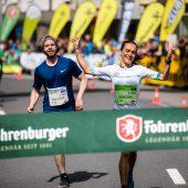 Rund 3000 Teilnehmer und ein klarer Sieg von Sandra Urach bei Bludenz läuft. C1