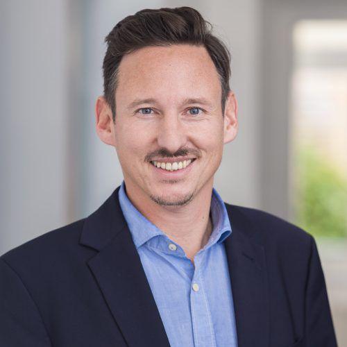 Rhomberg istGeschäftsführer der Internationalen Bodenseehochschule. ulrike sommer