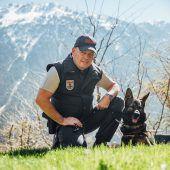 Bargeld- und Drogenspürhund Lennox überführt Steuerbetrüger. B1