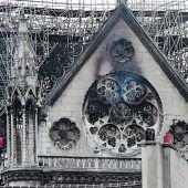 Solidarität nach Notre Dame-Inferno