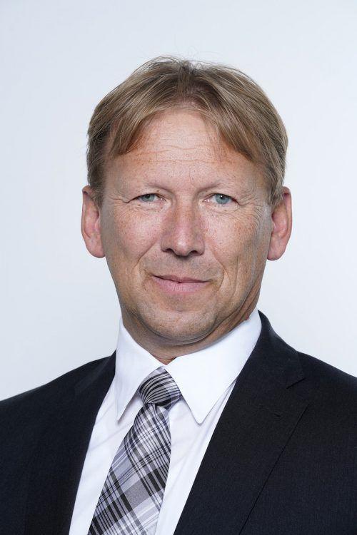 Manfred Rotschne, Geschäftsführer von Hydro Extrusion Nenzing.