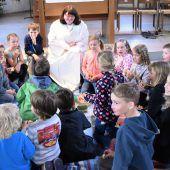 Brotfeier für Familien und Kinder