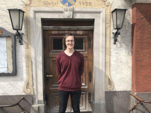 Gunther Wetzel verkauft das Gasthaus Sternen in Rankweil.VN/Schweigkofler