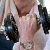 Im Alter zählt regelmäßiges und richtiges Training