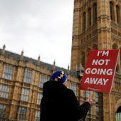 Streit um zweites Referendum