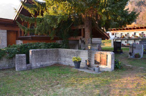 Im Bereich des Priestergrabes sollen die Urnengräber Platz finden. DOB