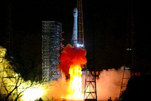 Im Jänner hatte China als erstes Land eine Sonde auf die erdabgewandte Seite des Mondes gebracht. Reuters