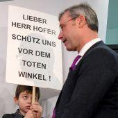 Eine Million Euro für freiwillige Nachrüstung