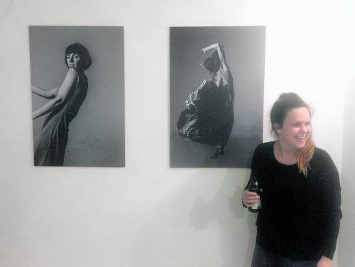 """Im Kollektiv raum stellt die Fotografin Sarah Mistura eine Auswahl ihrer Arbeiten aus der Reihe """"ent.spannung"""" aus. VN/HF, Sarah Mistura"""