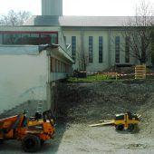 Neuer Kindergarten in Bregenz