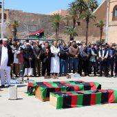 Über 200 Tote bei Kämpfen um Tripolis