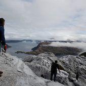 Eis schmilzt in Rekordtempo