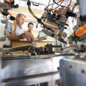 Arbeitsplätze der Zukunft bei Blum