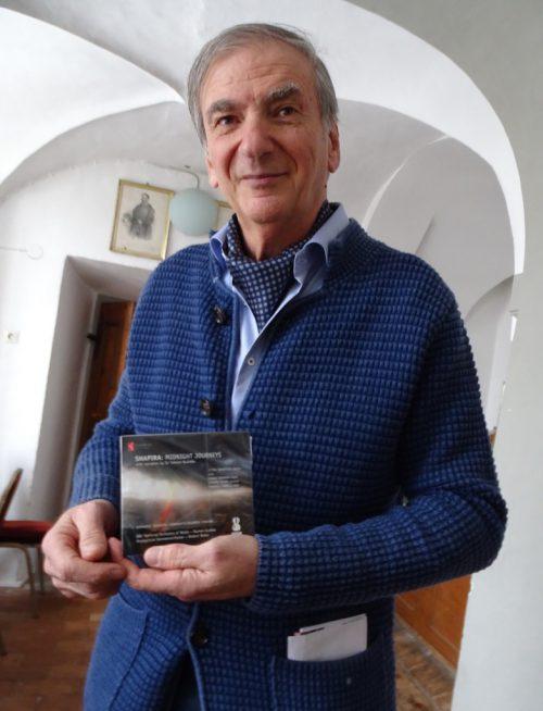 Irakli Gogibedaschwili ist der künstlerische Leiter des Kammerorchesters.tf