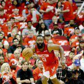 Bucks, Rockets und Celtics liegen voran