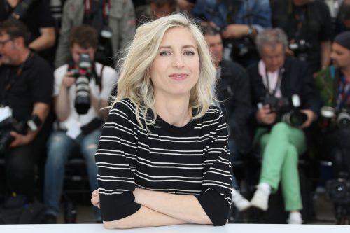 Jessica Hausner zeigt ihren neuen Film bei den Festspielen in Cannes. afp