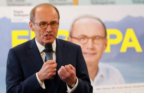 Karas erklärte, dass er die Politik der FPÖ im Bund ablehnt.REUTERS