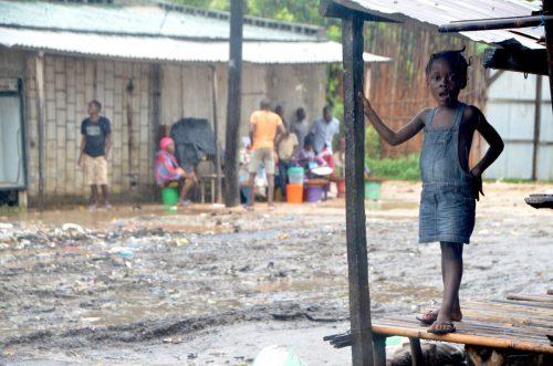 """""""Kenneth"""" war in der Nacht auf Freitag im Norden Mosambiks auf Land getroffen. AFP"""