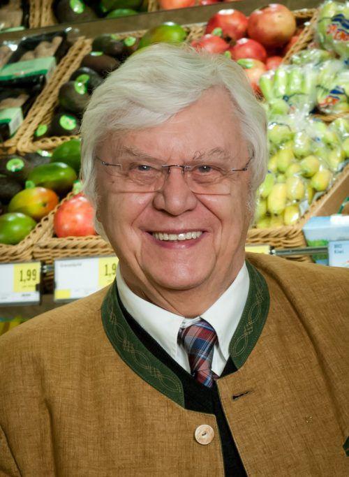 KR Dr. Friedrich Poppmeier hat den Erfolg von Spar wesentlich mitgeprägt. FA