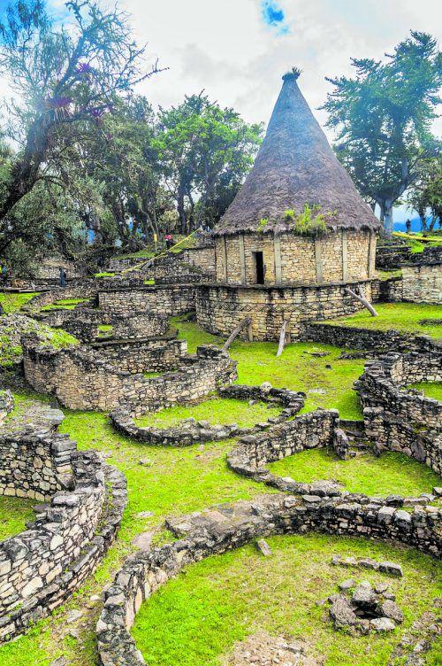 """Kuelap wird auch als """"Machu Picchu des Nordens"""" bezeichnet. Seit zwei Jahren ist es per Seilbahn zu erreichen. Shutterstock (5)"""