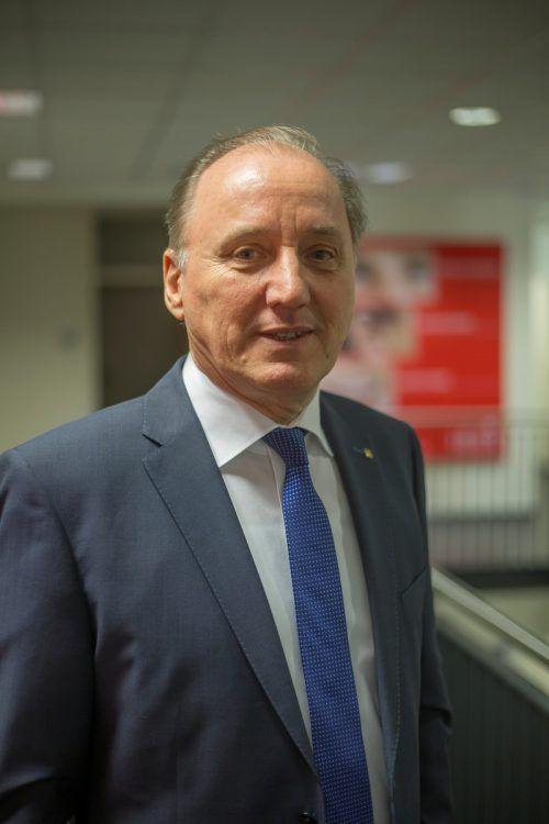 Landesdirektor Burkhard Berchtel, Wiener Städtische Versicherung. VN