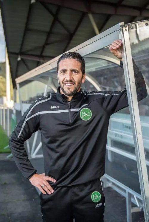 Leandro Simonelli trainierte u. a. auch die U-19-Elf des FC St. Gallen. knobel
