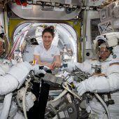 Bakterien und Pilze in Raumstation können zur Gefahr werden
