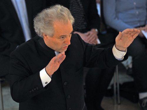 "Manfred Honeck dirigiert Beethovens ""Fidelio"". voith"