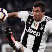 Juventus steht vordem 35. Meistertitel
