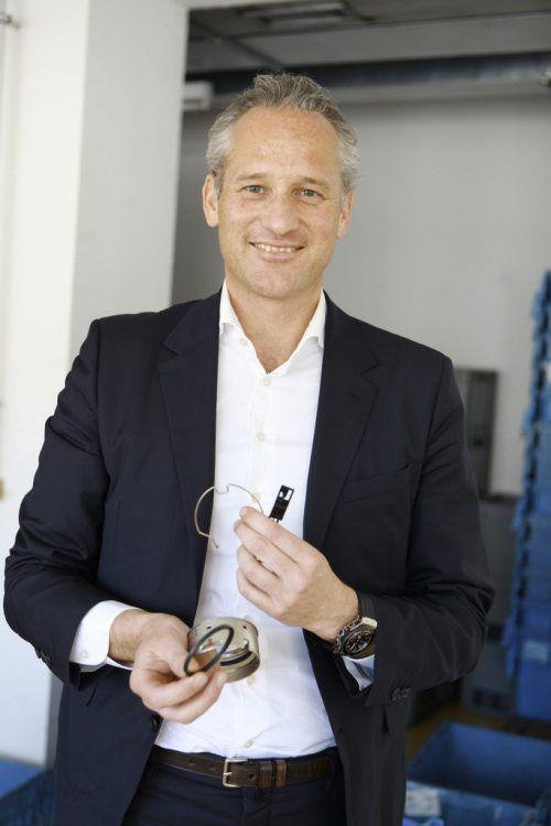 Martin Ohneberg kandidiert für den Aufsichtsrat des Verbund-Stromkonzerns.