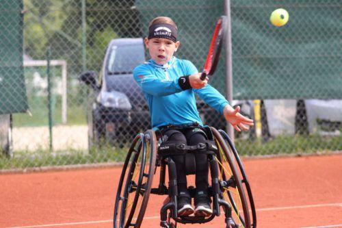 Maximilian Taucher befindet sich im Rollstuhlsport auf der Überholspur.Verband