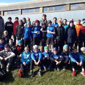 Auer Mittelschüler siegten beim Cross-Country-Cup