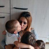 Sehnsucht nach ihren Kindern