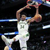 Boston ist der nächste Prüfstein der Bucks