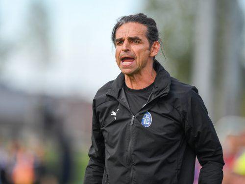 Zurück an die Stätte des Erfolges: Daniel Madlener wird neuer Chefcoach des Zweitligisten Vorwärts Steyr, bei dem er zum Jahrhundertspieler gewählt wurde.lerch