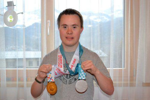 Mit dem Gewinn zweier olympischer Medaillen überraschte Johannes Summer nicht nur seine Trainer und Anhänger, sondern vor allem sich selbst. BI