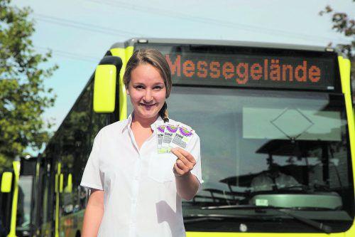Mit dem VVV Online-Gratis-Ticket kostenlos per Bus und Bahn anreisen.roland paulitsch