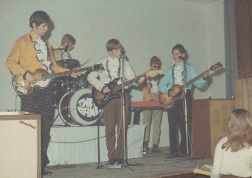 Mit der Band The Game bot Bernd Hermann in den 1970er-Jahren in Bludenz eine absolute Novität. Hermann