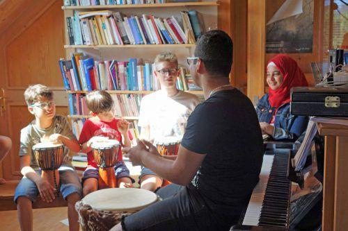 Mit EureProjekte werden Projekte von Jugendlichen mit bis zu 500 Euro gefördert. aha