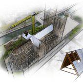 Ein Dach für Notre-Dame