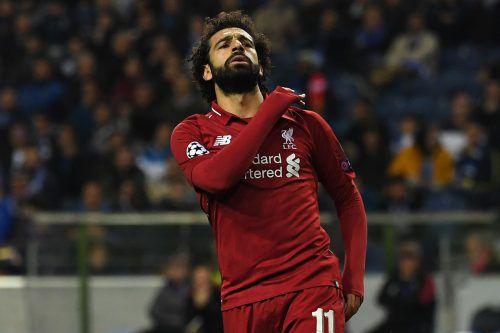 Mohamed Salah will, dass sich ds Frauenbild im Mittleren Osten verändert.afp