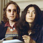 Film von John und Yoko aufgetaucht